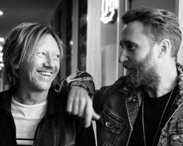 Studio-partner David Guetta overleden